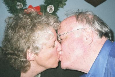 Linda & Mark Xmas 2004